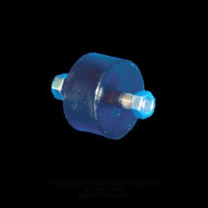 ยางยึดท่อไอเสีย GENERAL 8 mm. NO.1