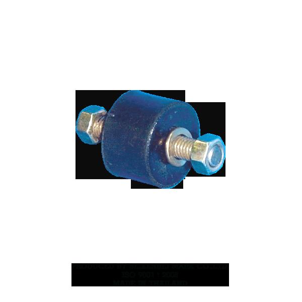 ยางยึดท่อไอเสีย GENERAL 8 mm. NO.3 (พิมพ์เต็ม)