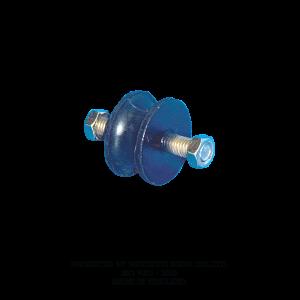ยางยึดท่อไอเสีย GENERAL 8 mm. NO.3 (พิมพ์เว้า)