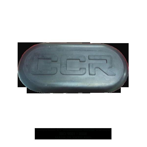ยางอุดรูเหล็ก CCR วงรี
